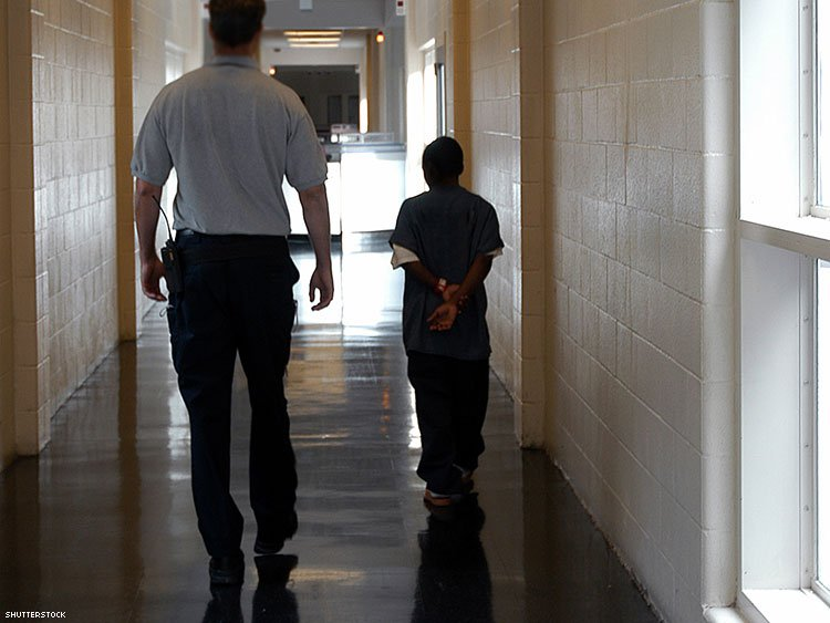 juvenile system abolished or not If the juvenile system is abolished this concept would have to be enforce i still see it being problematic for the child to serve time in an adult facility we are using feld's idea to merge the system but not abolish the resources and many benefits that come with the juvenile justice system.